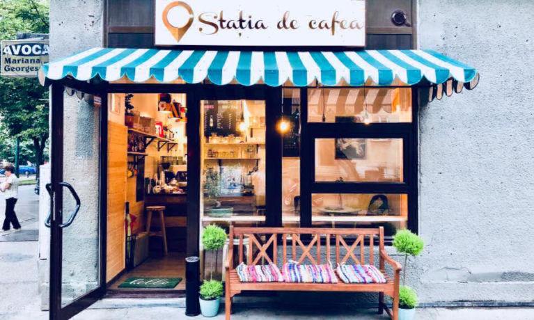A photo of Stația de cafea