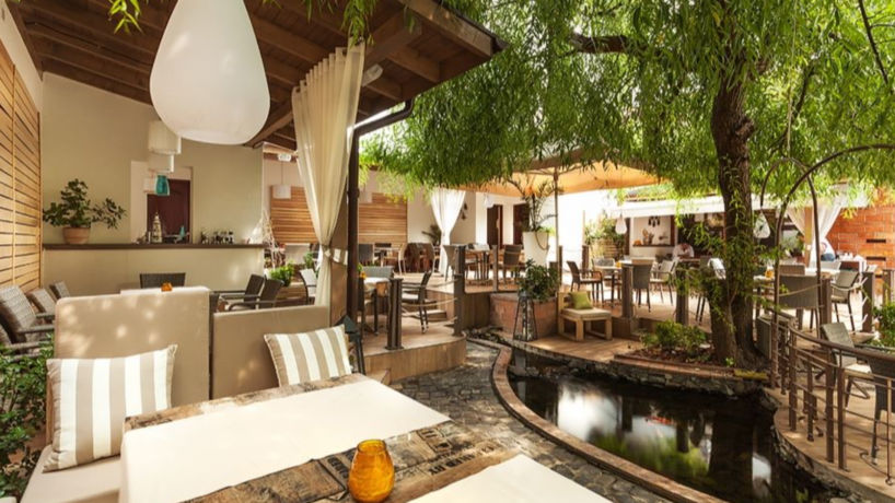 A photo of Sabres Restaurant Timisoara