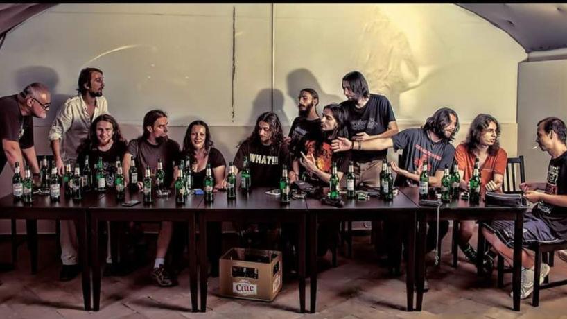 A photo of Lemmy's
