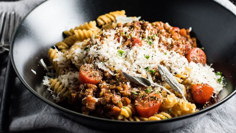 A photo of August Pasta Bar