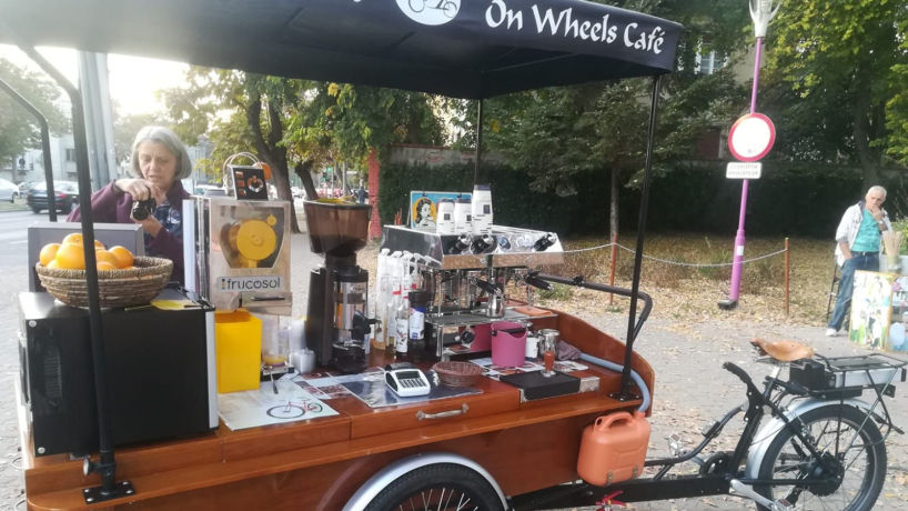 A photo of On Wheels Cafe