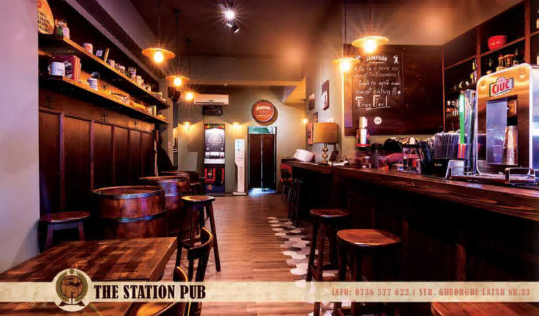 A photo of The Station Pub