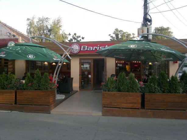 A photo of Cafe Barista