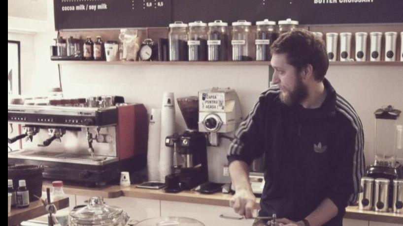A photo of Cafe Mokum