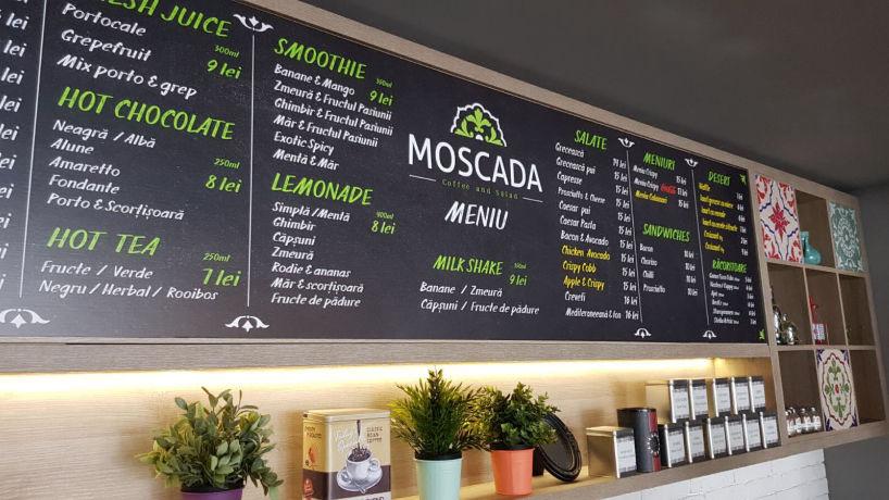 A photo of Moscada